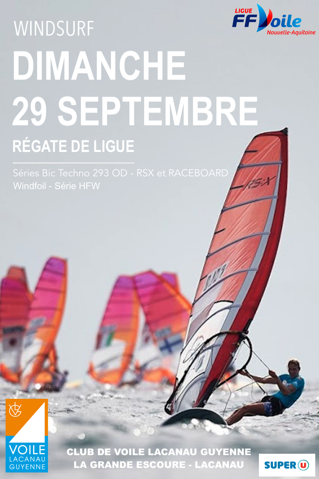 Régate de Ligue du 29 Septembre