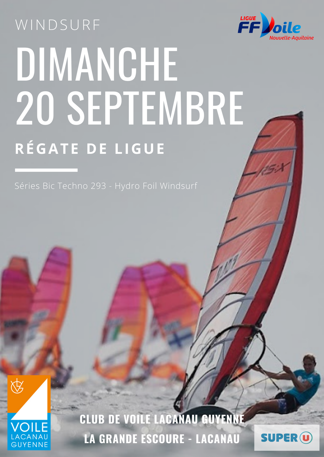 Régate de ligue du 20 Septembre
