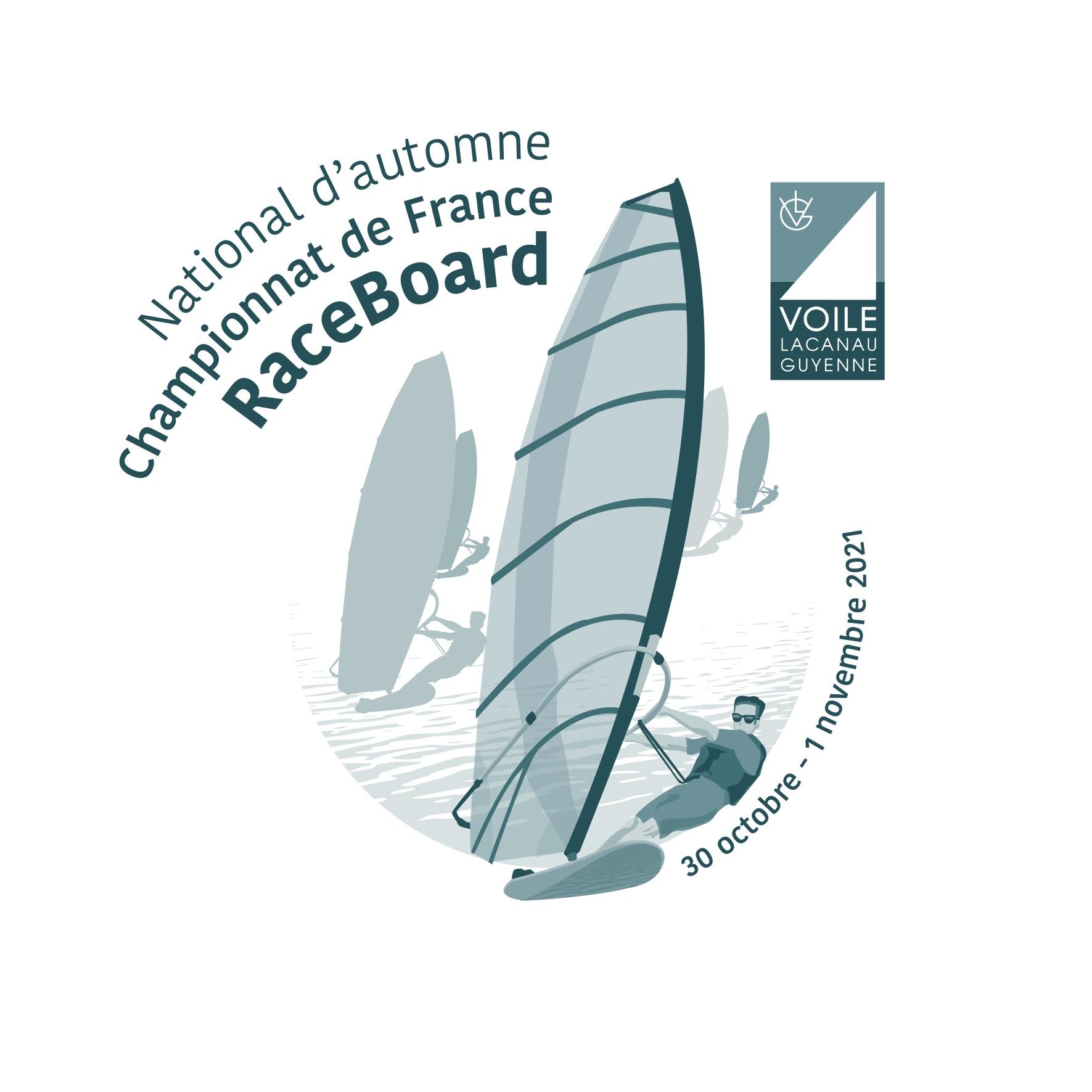 National d'Automne windsurf et Championnat de France Raceboard